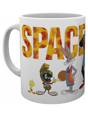 LOONEY TUNES - Mug - 320 ml - Space Jam - subli - box
