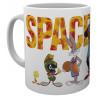 Taza Space Jam 2 Looney Tunes Personajes