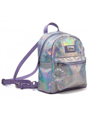 Bolso mochila La Sirenita Disney Multicolor
