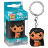 Llavero mini Funko Pop! Lilo con cámara Lilo y Stitch