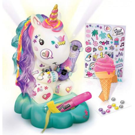 Lámpara de Unicornio personalizable