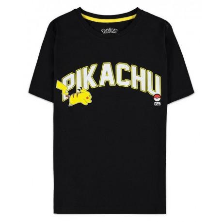 Camiseta Chica Pikachu
