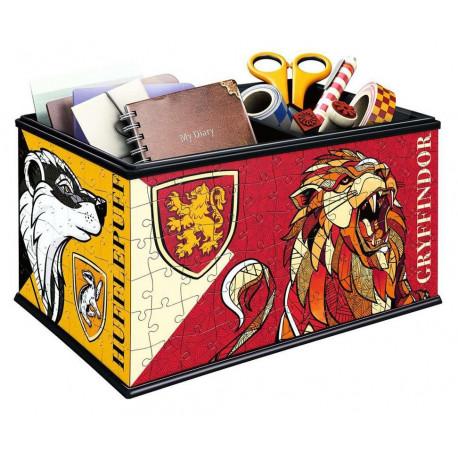 Puzzle 3D Caja Harry Potter