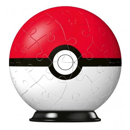 Puzzle 3D Pokéball Pokémon