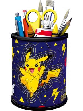 Puzzle 3D Portalápices Pokémon