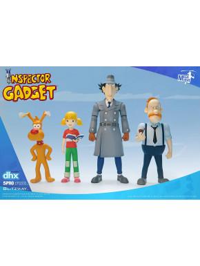 Set de Figuras Inspector Gadget