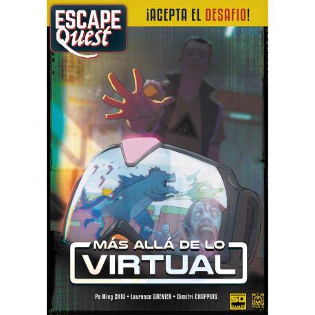 ESCAPE QUEST 2: MAS ALLA DE LO VIRTUAL