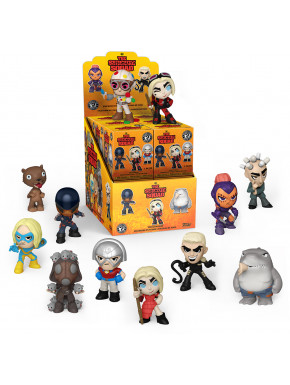 The Suicide Squad Mystery Minis Minifiguras 5 cm Expositor (12)