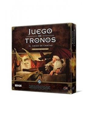 Juego de cartas 2ª edición Juego de Tronos
