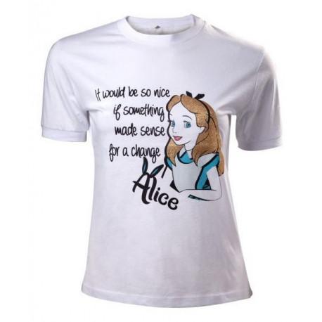 Camiseta Chica Alicia