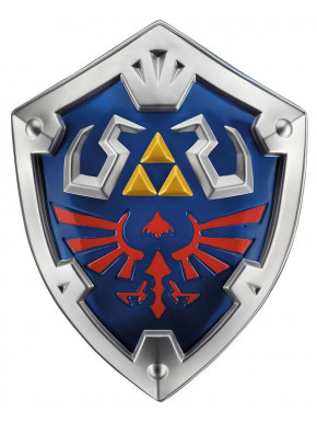 Legend of Zelda Skyward Sword Réplica Plástico Link´s Hylian Shield 48 cm