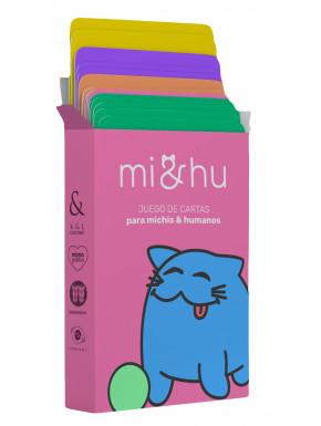 Mi & Hu el juego para michis y humanos