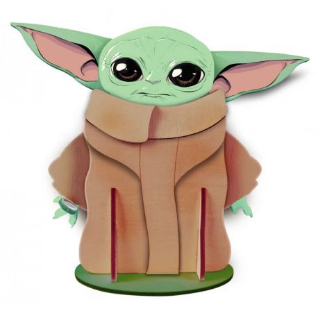 Maqueta madera para pintar Star Wars X Child