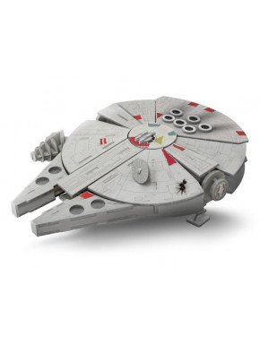 Maqueta madera Star Wars Millennium Falcon
