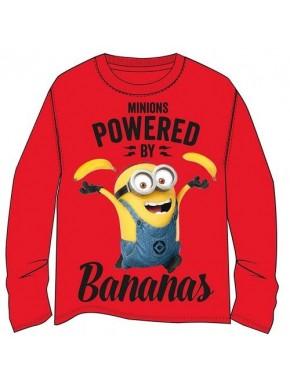 Minions camiseta niño Banana