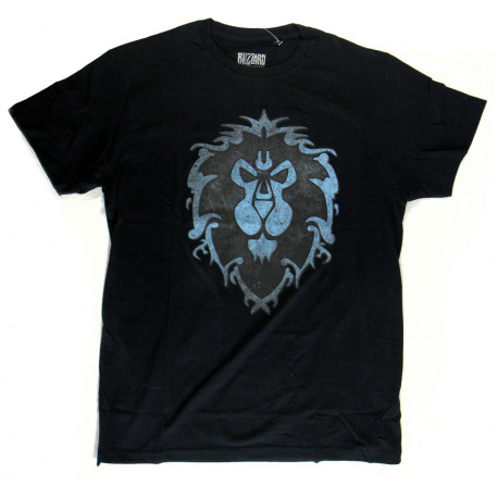 Camiseta Alianza vintage World of Warcraft