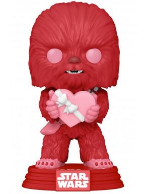 Funko Pop! Chewbacca con Corazón
