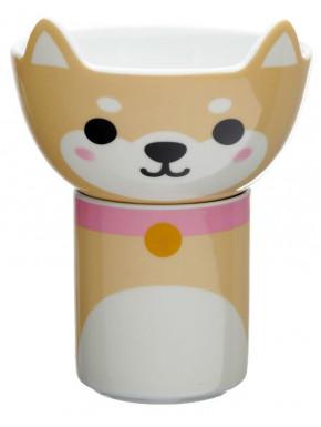 Set taza y bol Shiba Inu