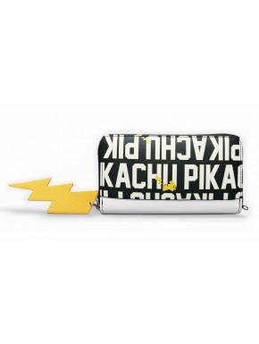 Pokémon - Pika Lettering - Zip Around Wallet