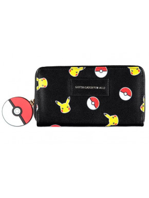 Cartera Billetera Pokémon