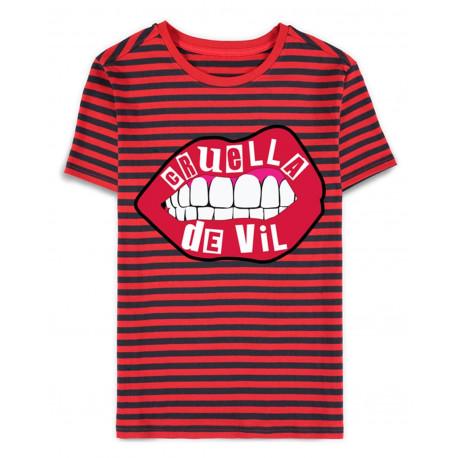 Camiseta Mujer Cruella