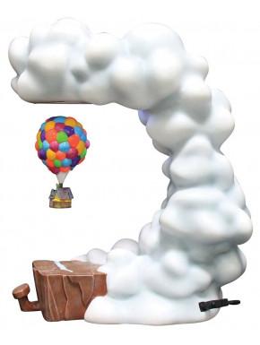 Figura Up Pixar Levitación