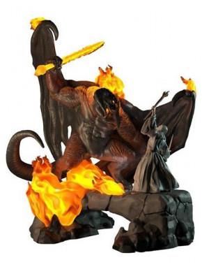 Lámpara El Señor de los Anillos Gandalf vs. Balrog