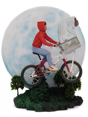 E.T. El Extraterrestre Estatua 1/10 Deluxe Art Scale E.T. & Elliot 27 cm