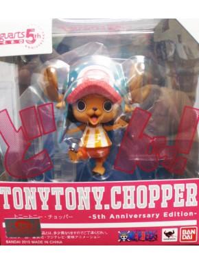One Piece Tony Tony Chopper 5th Anniversary Figuarts