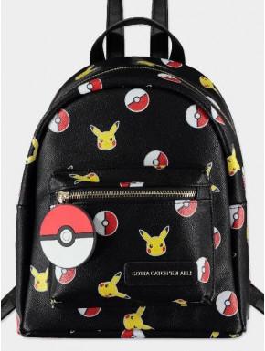 Pokémon - Pickachu Mini PU Bckpack