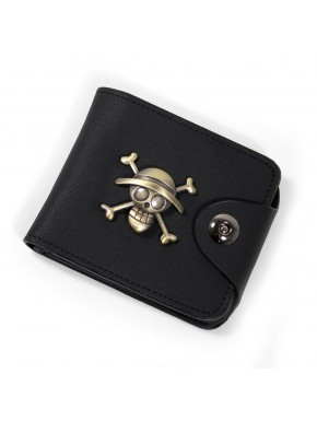 One Piece cartera premium