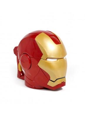 Taza Iron Man con tapa