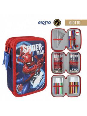 PLUMIER TRIPLE GIOTTO SPIDERMAN