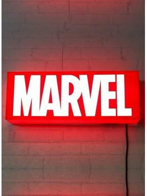 Lampara Marvel - Logo