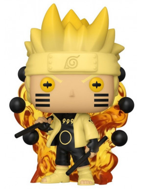 Funko Pop! Naruto Seis Caminos Brilla en la Oscuridad