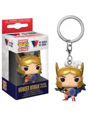 Llavero mini Funko Pop! Wonder Woman