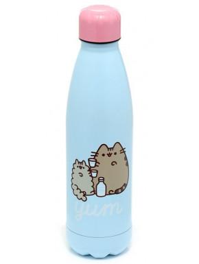 Botella de Acero Pusheen Yum