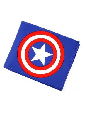 Avengers cartera caucho Capitán América
