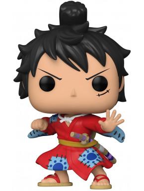 Funko Pop! Luffy en Kimono One Piece