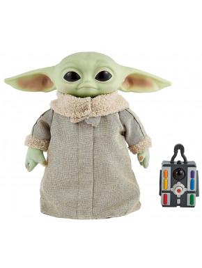 Figura Baby Yoda Teledirigido