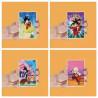 Set de Imanes Lenticulares Dragon Ball