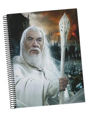 Libreta A5 Gandalf