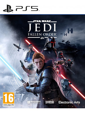 JUEGO SONY PS5 STAR WARS JEDI FALLEN ORDER