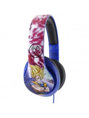 Auriculares Goku y Vegeta Dragon Ball