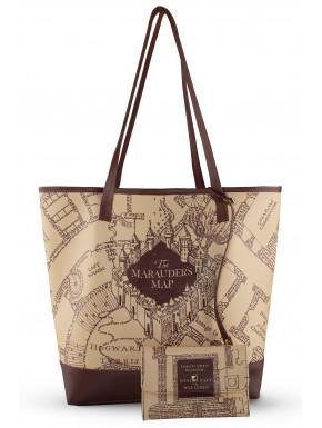 Bolsa Mapa del Merodeador - Harry Potter