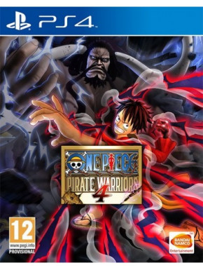 JUEGO SONY PS4 ONE PIECE: PIRATE WARRIOR 4
