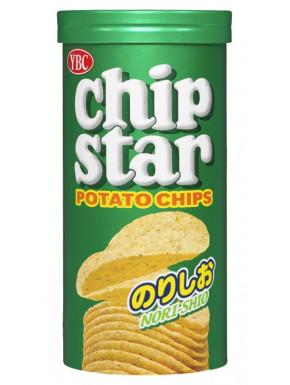 Snack de patatas Chipstar Sabor a Sal y Algas Nori
