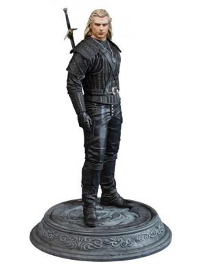 Figura Geralt de Rivia The Witcher Netflix 22cm