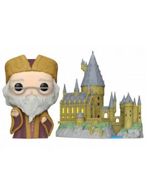 Funko Pop! Dumbledore con Castillo de Hogwarts