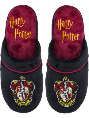 Pantuflas Gryffindor talla M/L - Harry Potter